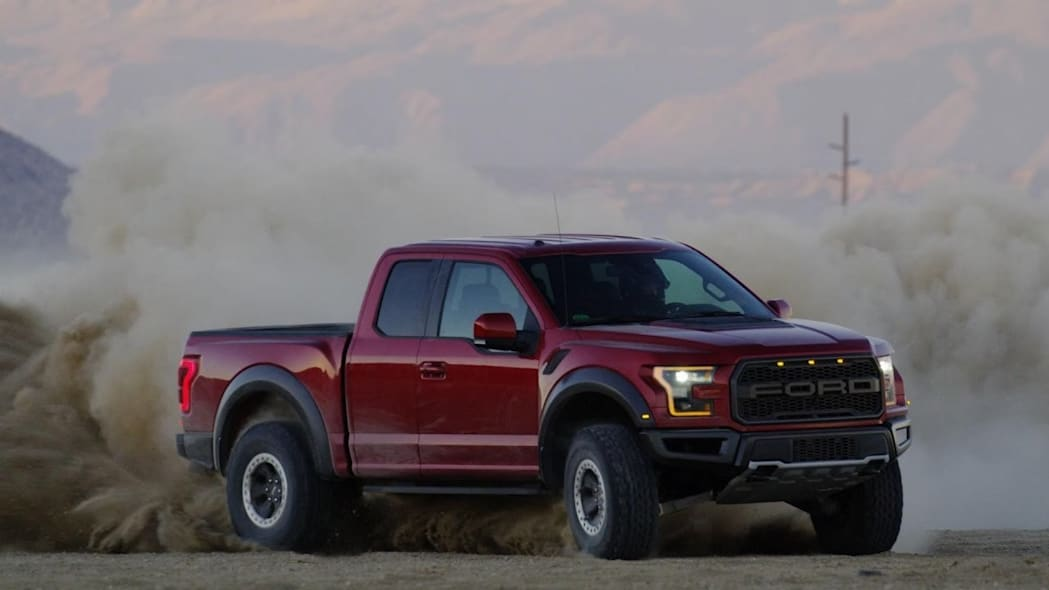 We drove a 2017 Ford Raptor (and it was awesome)