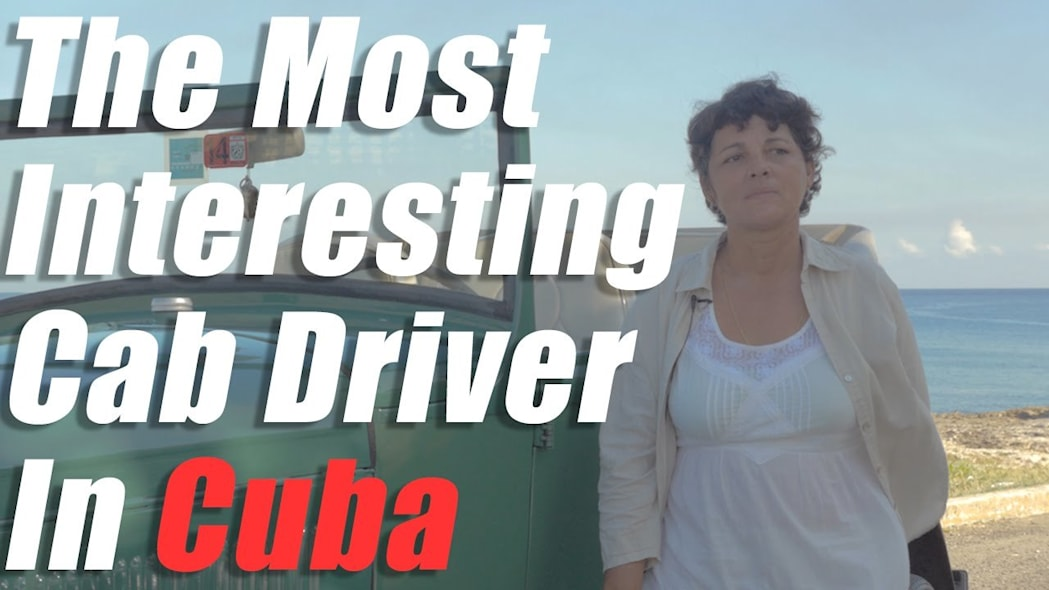 The Most Interesting Cab Driver in Havana | Autoblog in Cuba