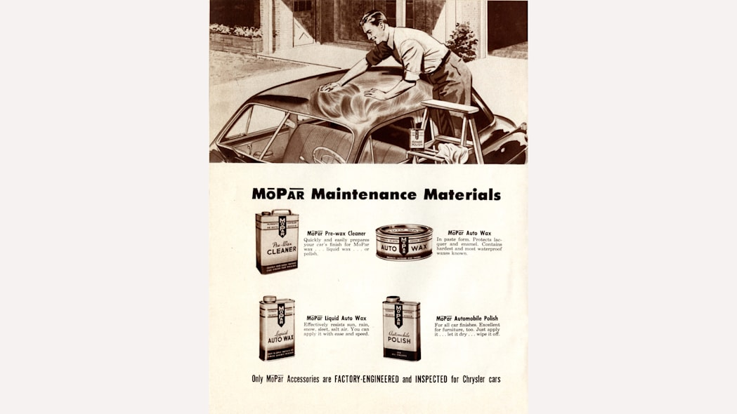 mopar maintenance