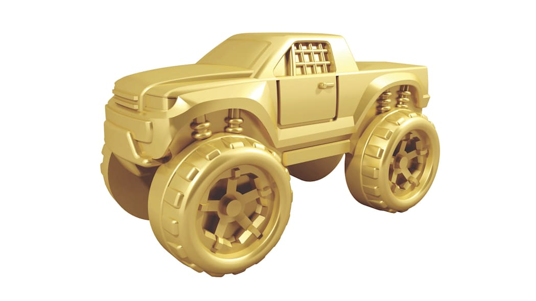 New monster truck token