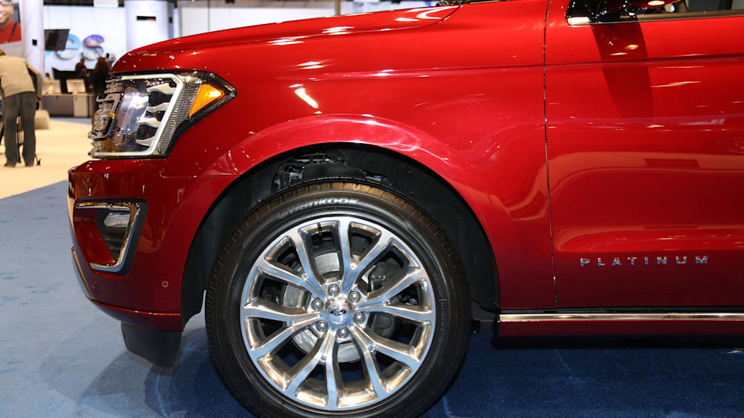 2018 Ford Expedition detail