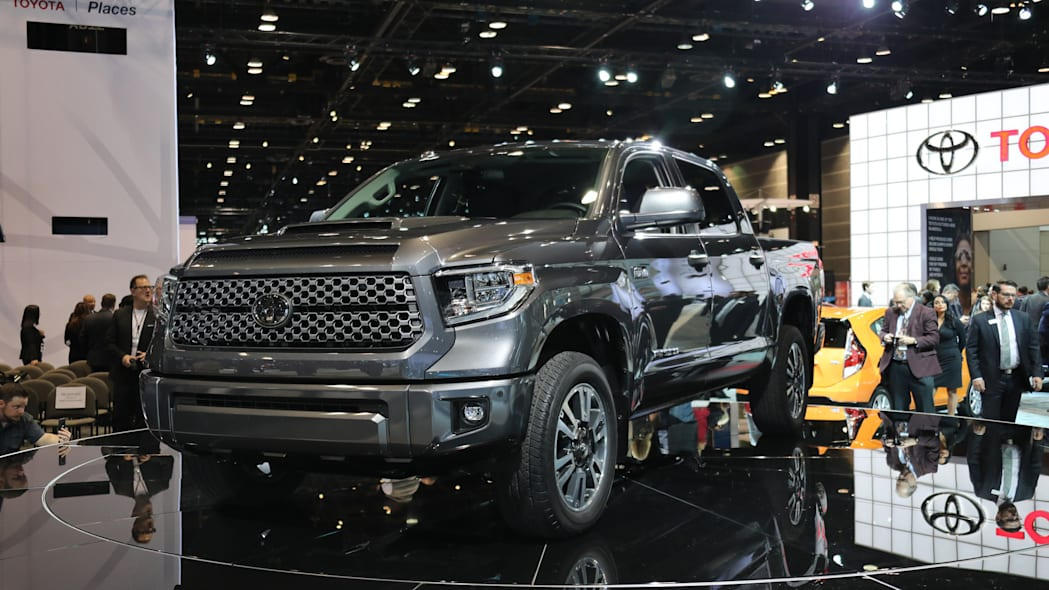 2018 Toyota Tundra TRD Sport right front
