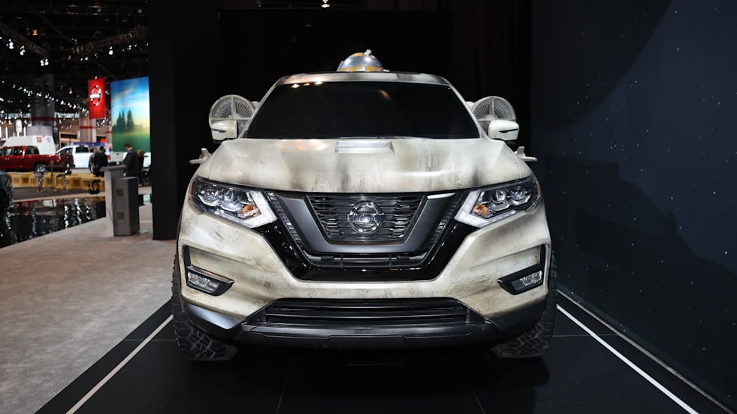 Nissan Rogue Star Wars Tribute