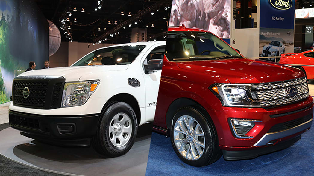 trucks of the 2017 chicago auto show
