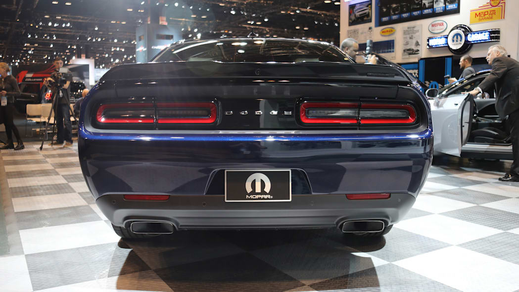 2017 Mopar Dodge Challenger rear