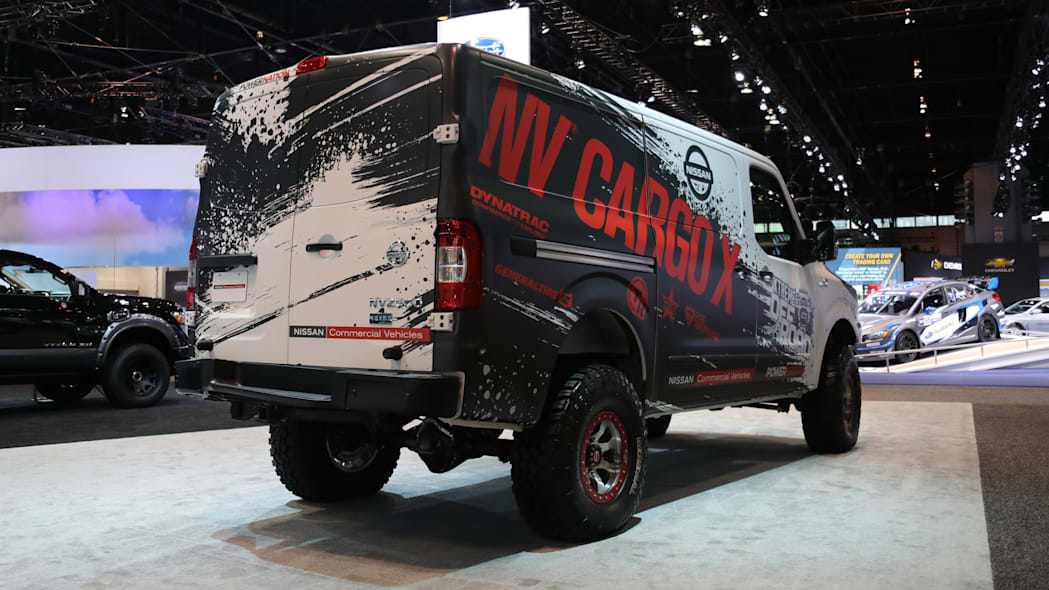 Nissan NV Cargo X Off-Road