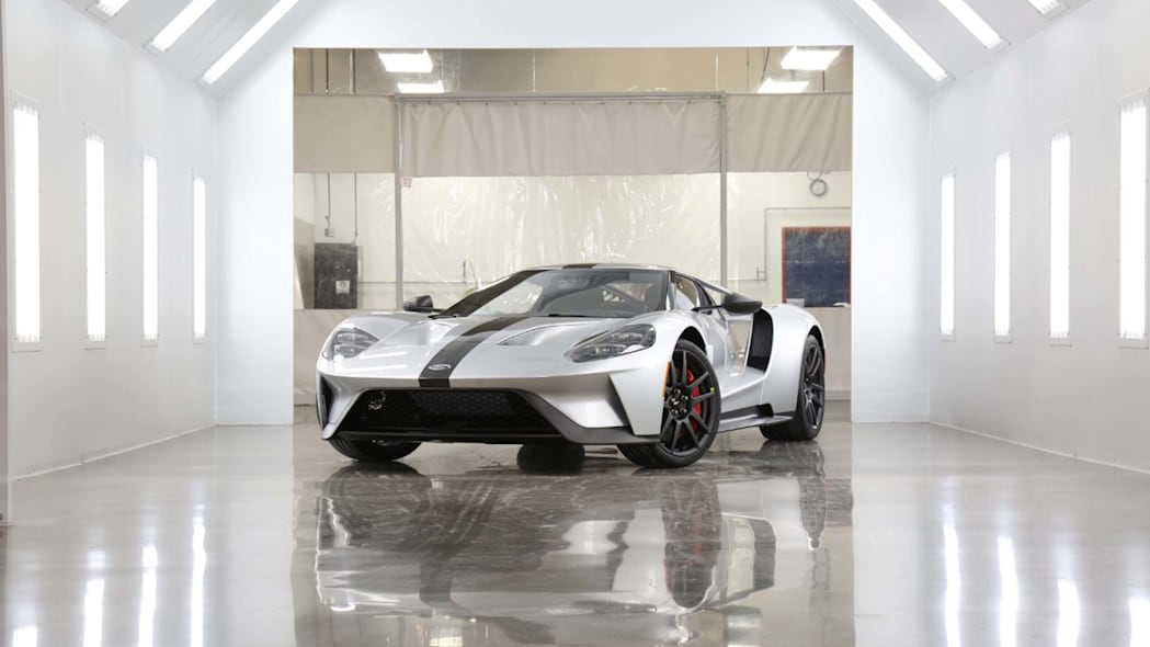 Ford GT Competition Series front
