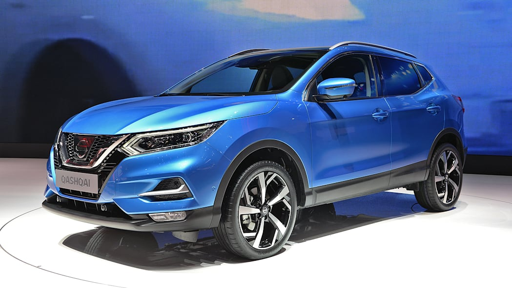 Next-gen Nissan Qashqai designed to accommodate two hybrid systems