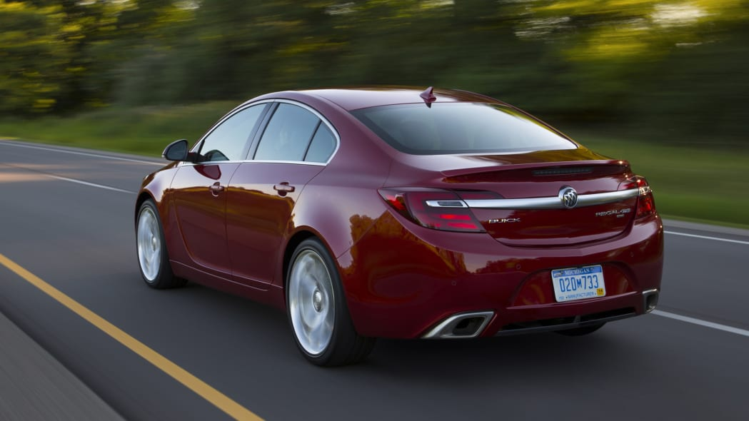 Best Luxury Compact Value: Buick Regal
