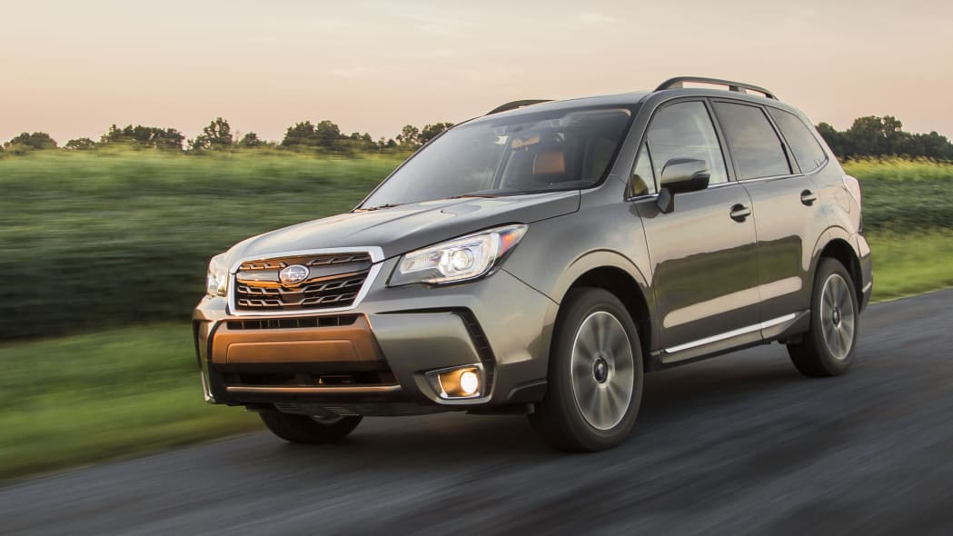 Best Compact SUV Value: Subaru Forester
