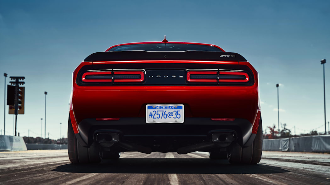 5. 2018 Dodge Challenger SRT Demon