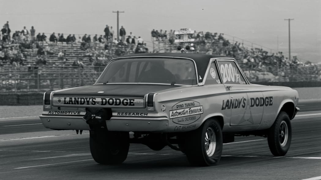 1965 - 2nd Annual Hot Rod Magazine Championship Drag Races