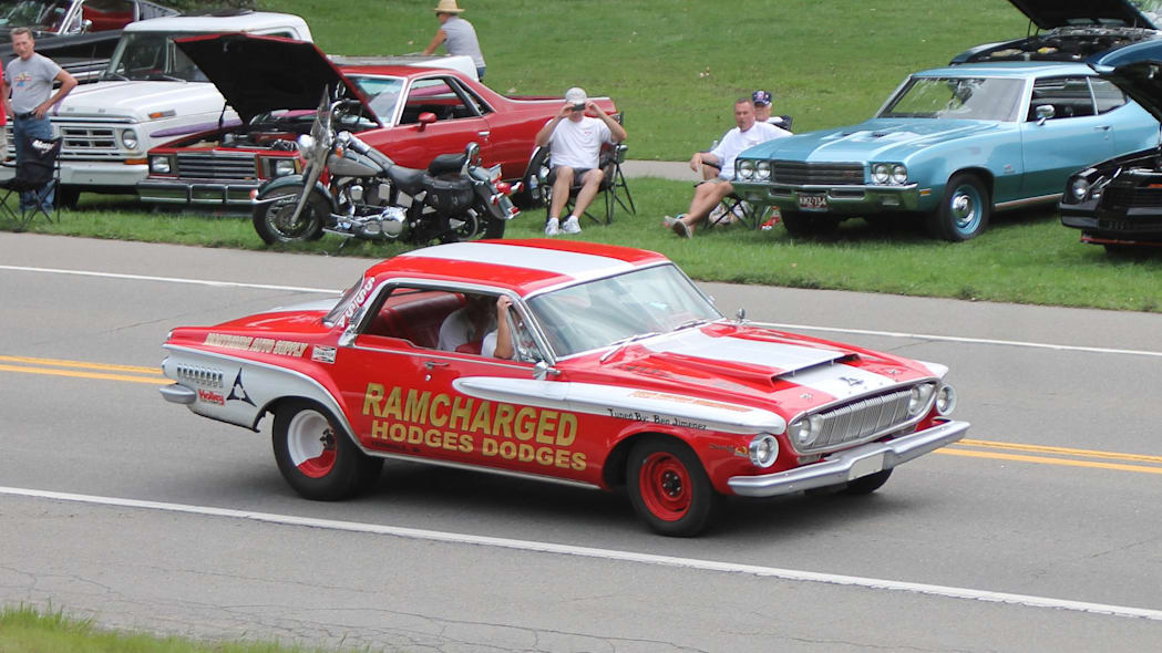 11. Ramchargers' 1962 Candymatic Super Stock Dodge