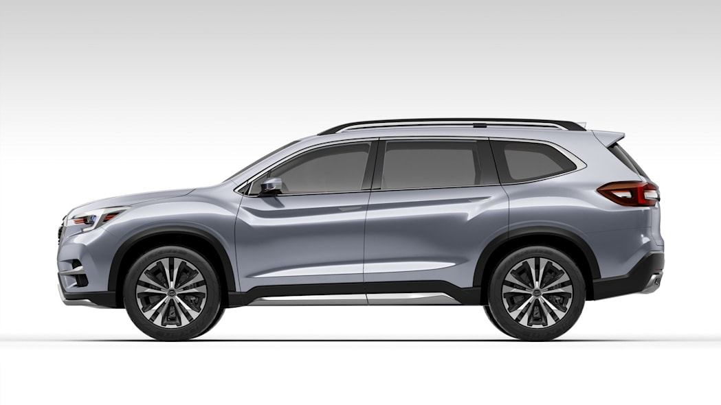 Subaru Ascent Concept profile