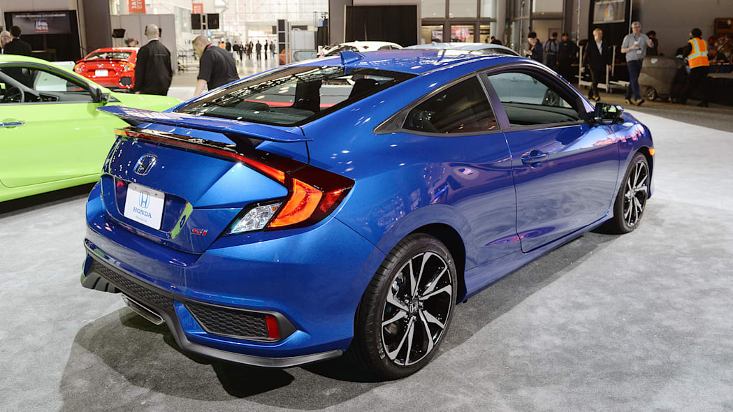 why the 2018 honda civic si only makes 205 horsepower. Black Bedroom Furniture Sets. Home Design Ideas