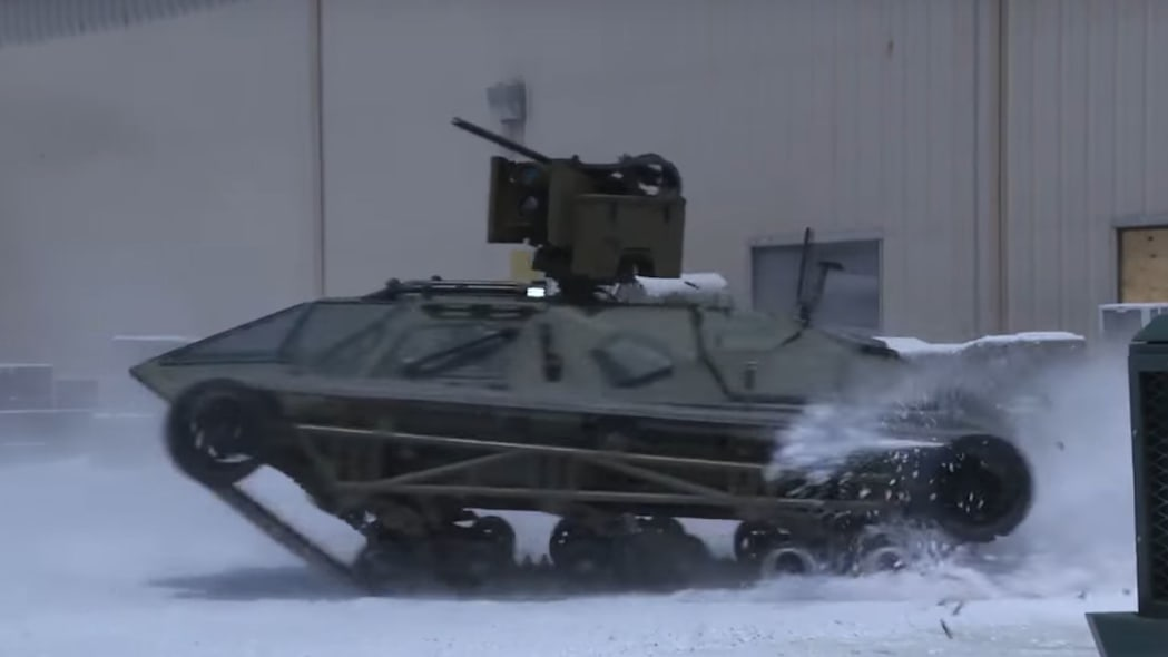 Howe and Howe Tech Ripsaw