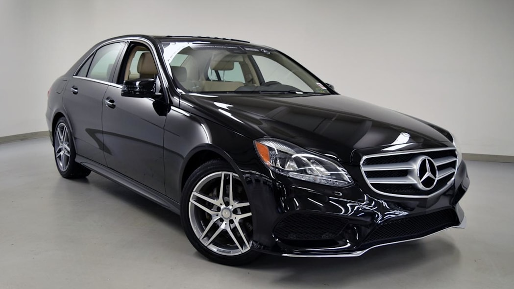 Mercedes E-Class Certified Pre-Owned