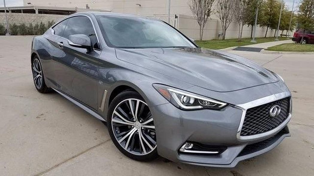 Infiniti Q60 Certified Pre-Owned