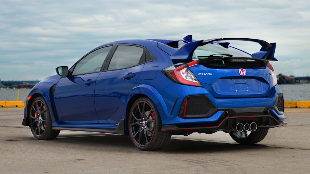 2017 Honda Civic Type R VIN 1