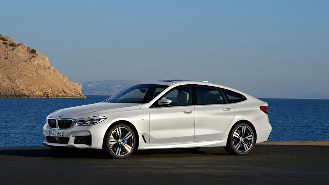 BMW 6 Series GT lead