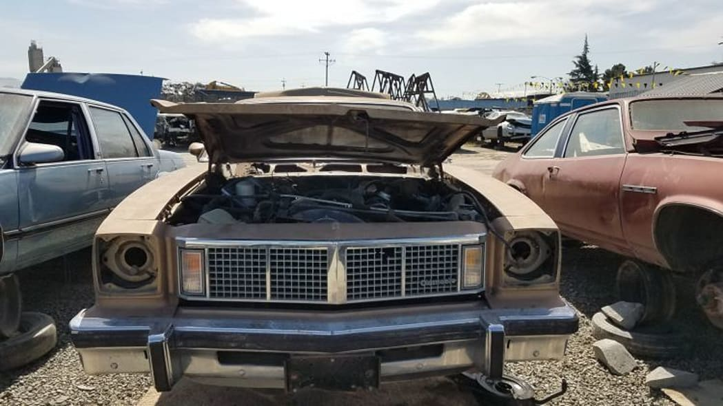 1977 Oldsmobile Omega Brougham Coupe