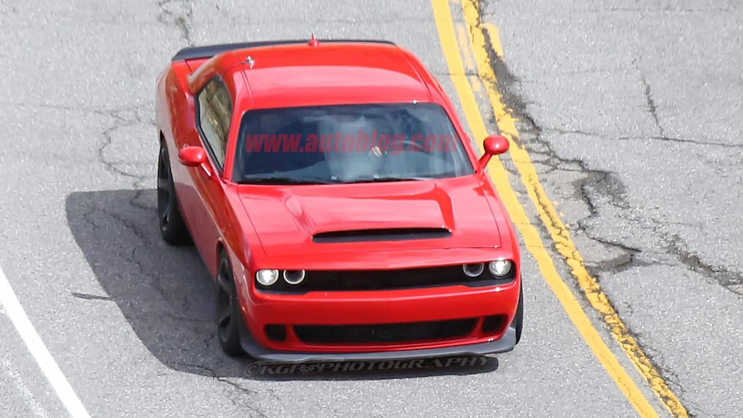 Narrow-body Dodge Demon
