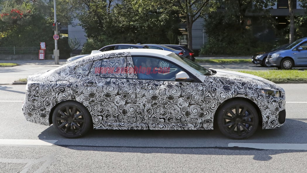 BMW 2 Series GranCoupe