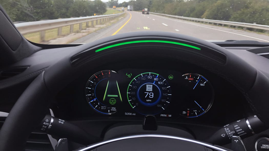 2018 Cadillac CT6 Drivers' Notes Review - Autoblog