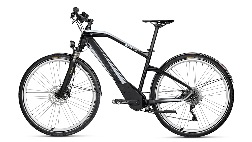 BMW Active Hybrid e-bike