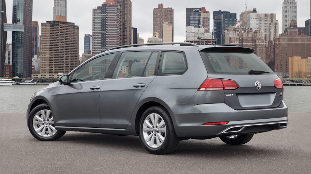 Vw Golf Versions Base Gti R Alltrack We Test Drive