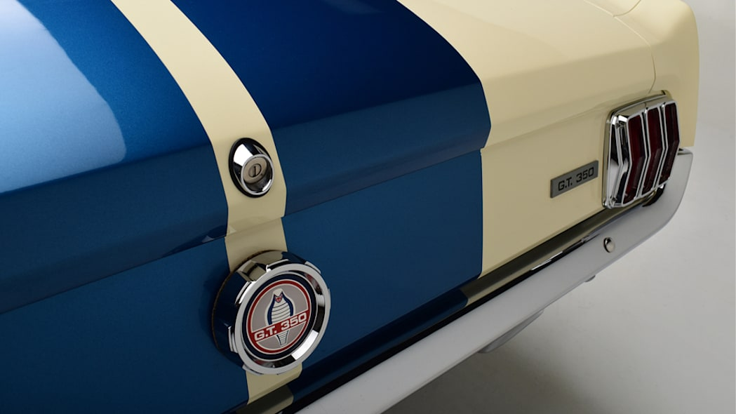 1966 Shelby GT350 Ford Mustang prototype