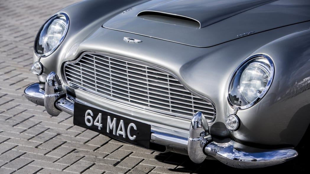 1964 Aston Martin DB5 owned by Paul McCartney