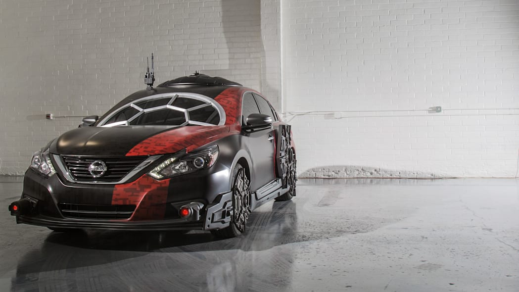 2018 Nissan Altima – Special Forces TIE Fighter
