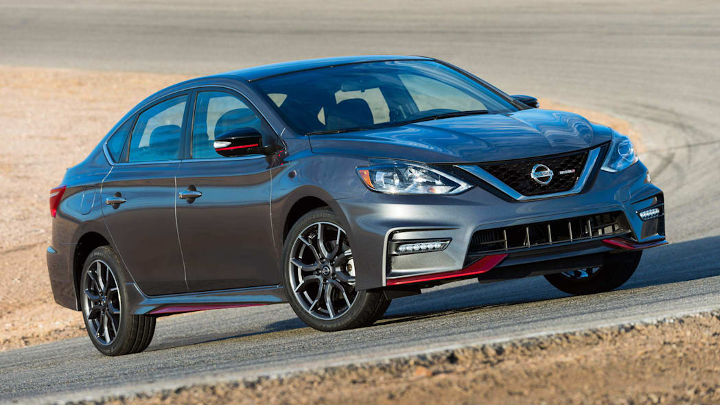 Reese Counts: Nissan Sentra NISMO