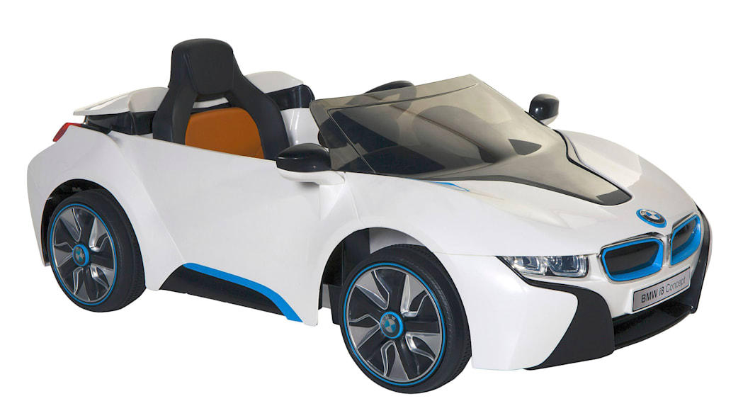 BMW i8 Ride-On $180