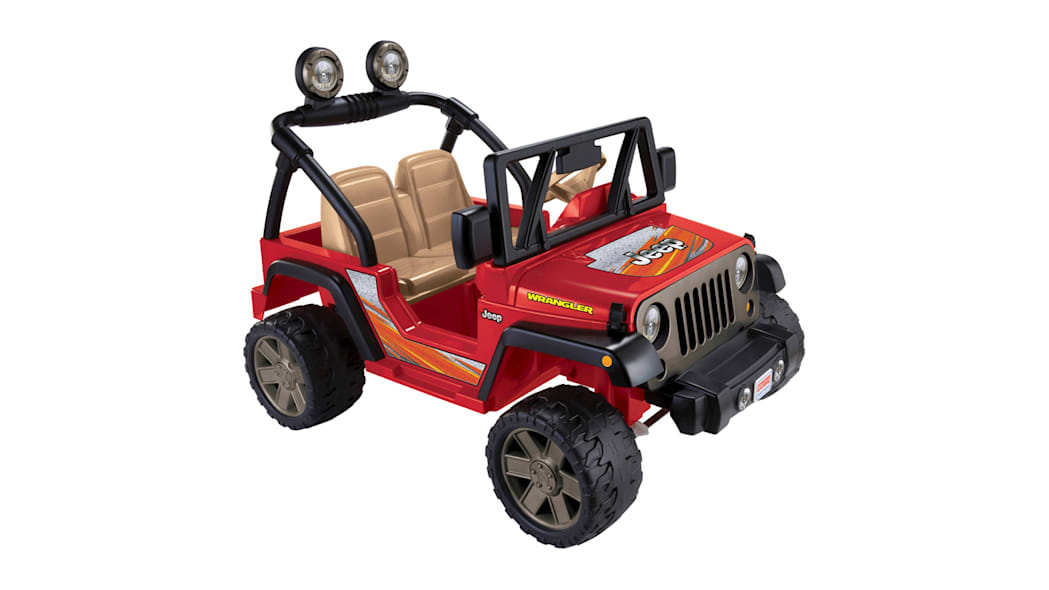 2017 Power Wheels Jeep $324