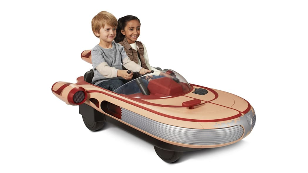 Star Wars Landspeeder $250