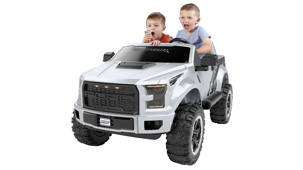 Power Wheels Ford F-150 Raptor $400