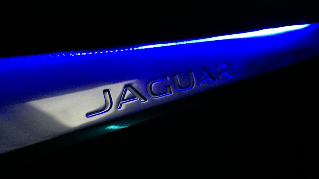 Jaguar F-Pace Ambient Lighting