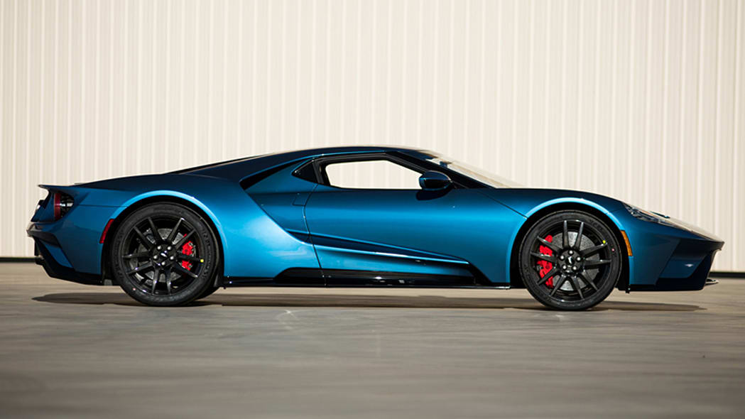 Ford GT Number 1