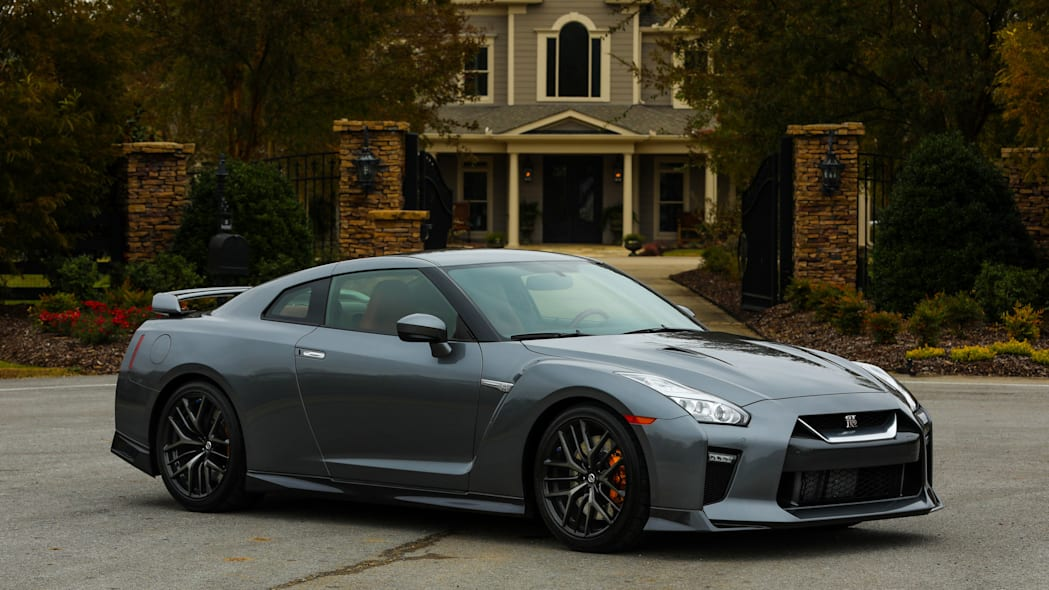 7) Nissan GT-R - 578 sold