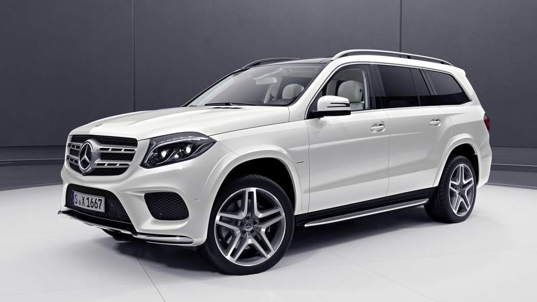2018 Mercedes-Benz GLS 550 Grand Edition