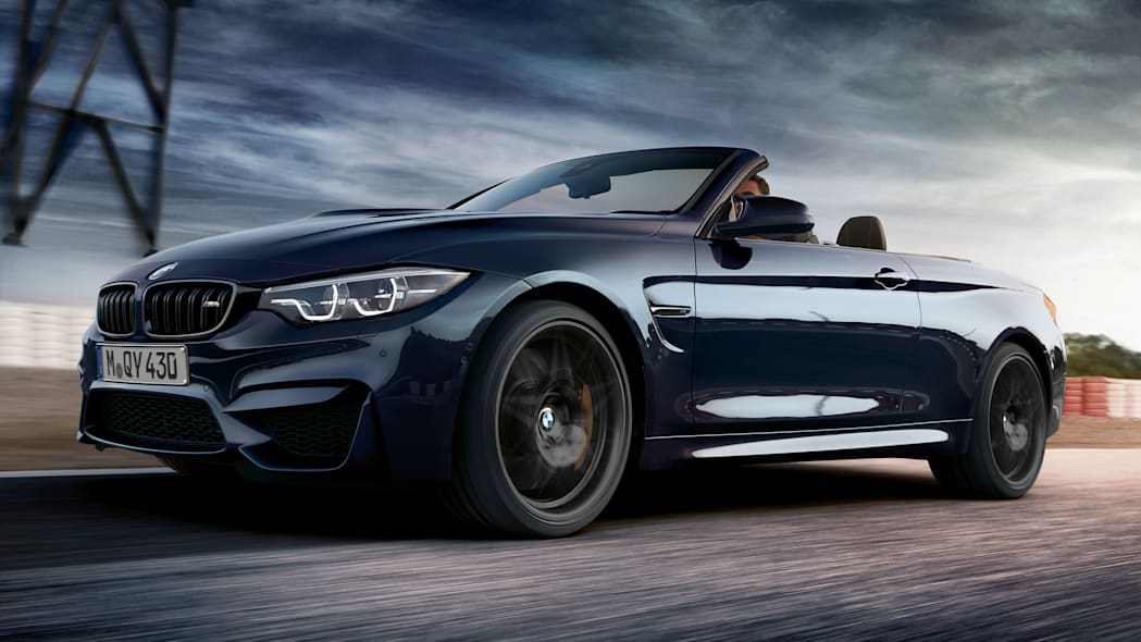 2018 BMW M4 Convertible Edition 30 Jahre