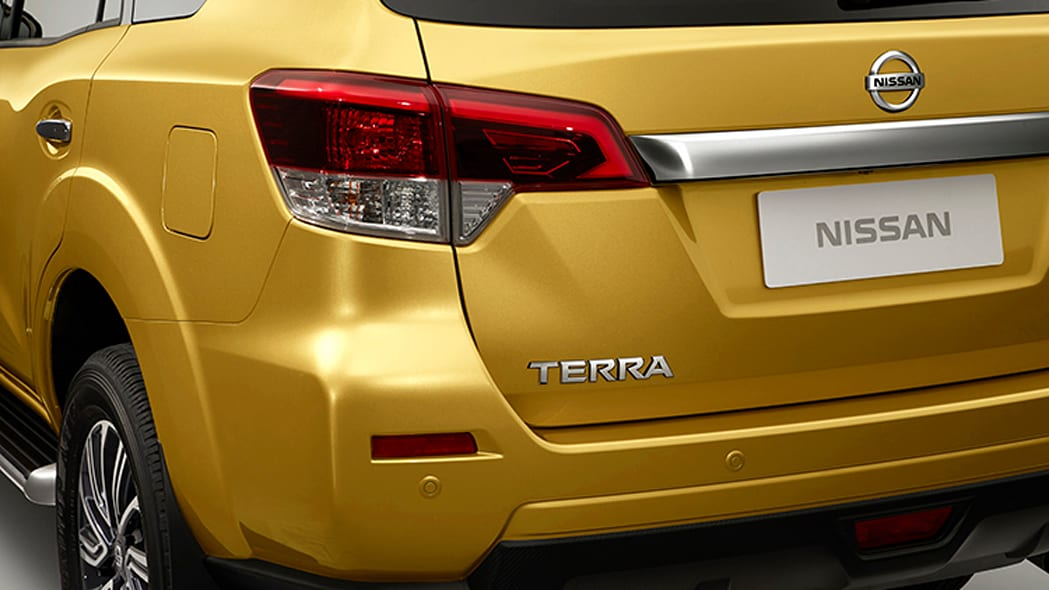 Nissan Reveals The Body On Frame Terra Suv For China And