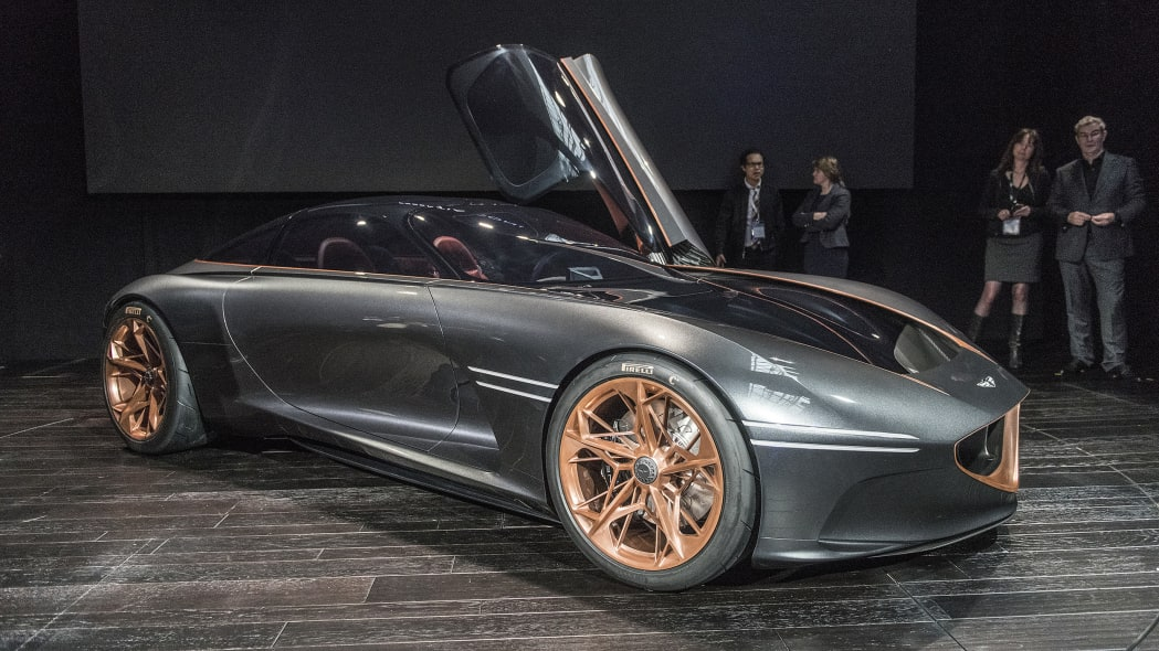Genesis 'very, very serious' about getting Essentia EV coupe on the market