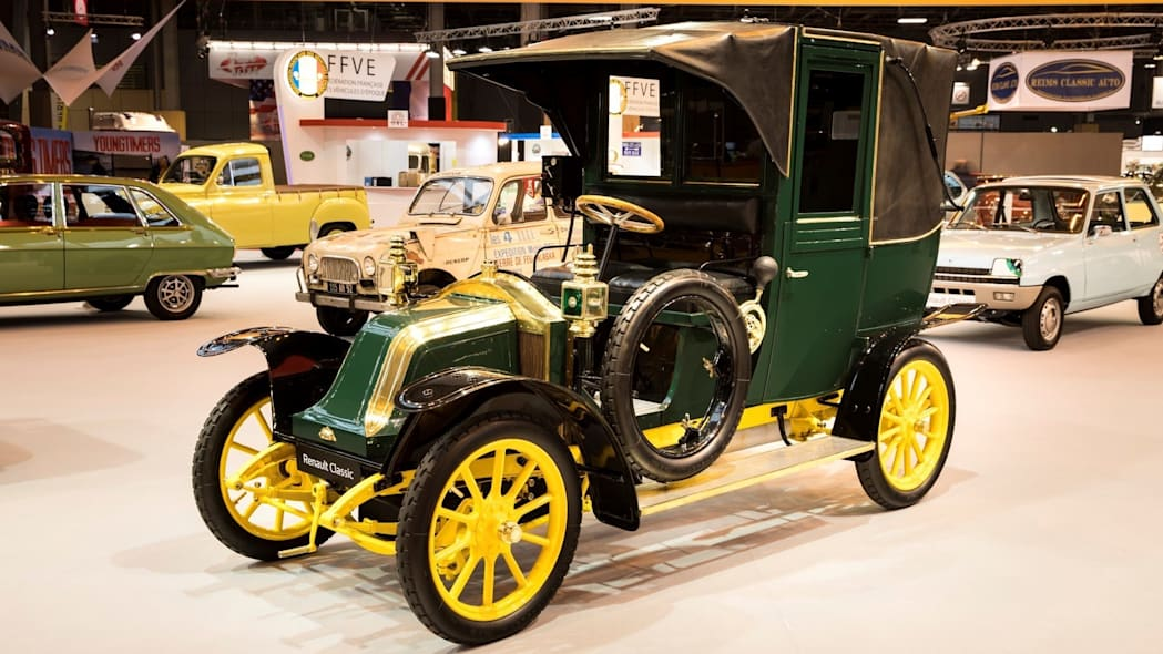 Its taxis stopped German advance in WW1
