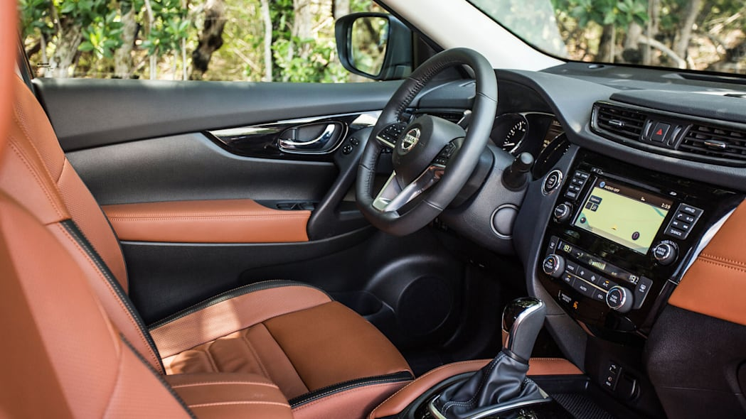 2018 Nissan Rogue Buyer's Guide with specs, safety, and ...