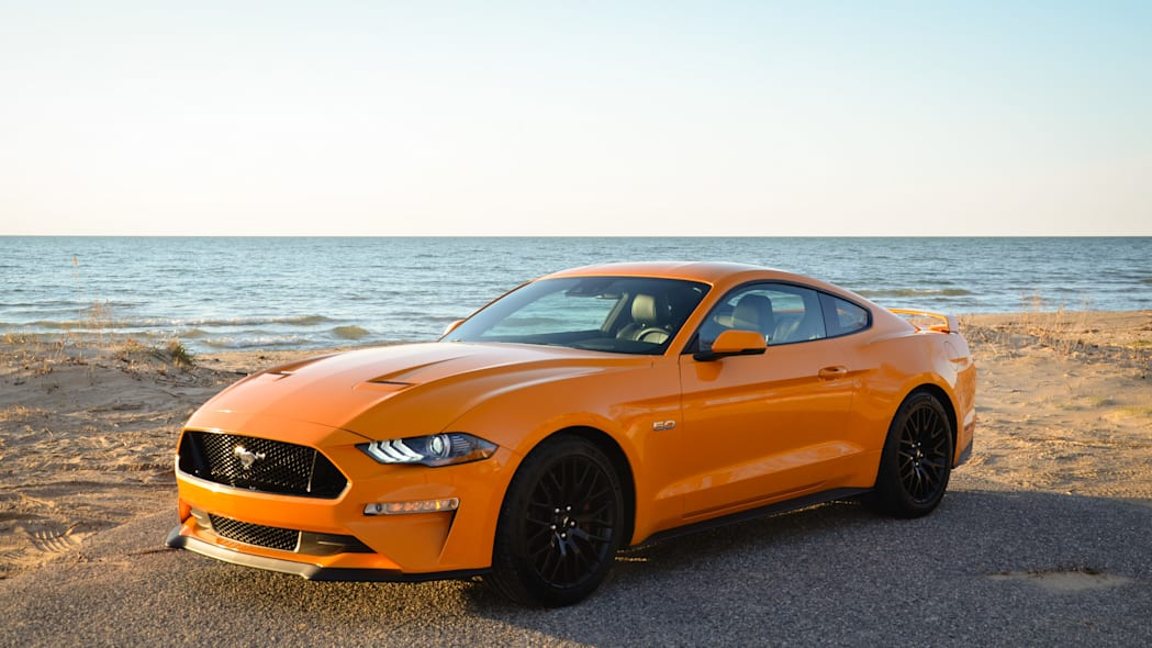 2018 Ford Mustang Gt Manual Automatic Transmissions Review Autoblog