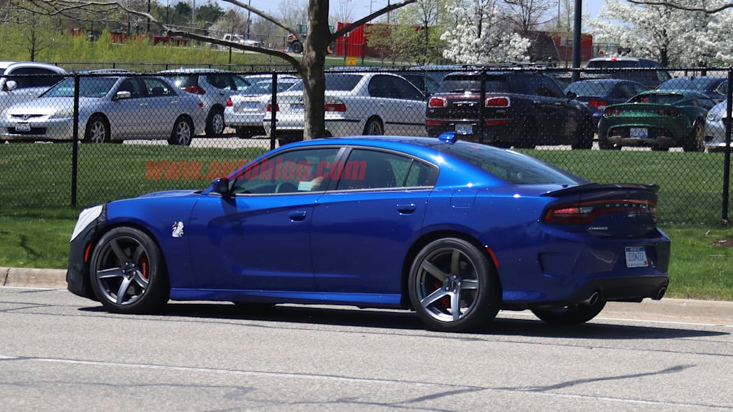 2019 Dodge Charger Srt Hellcat Will Get A Fresh Face