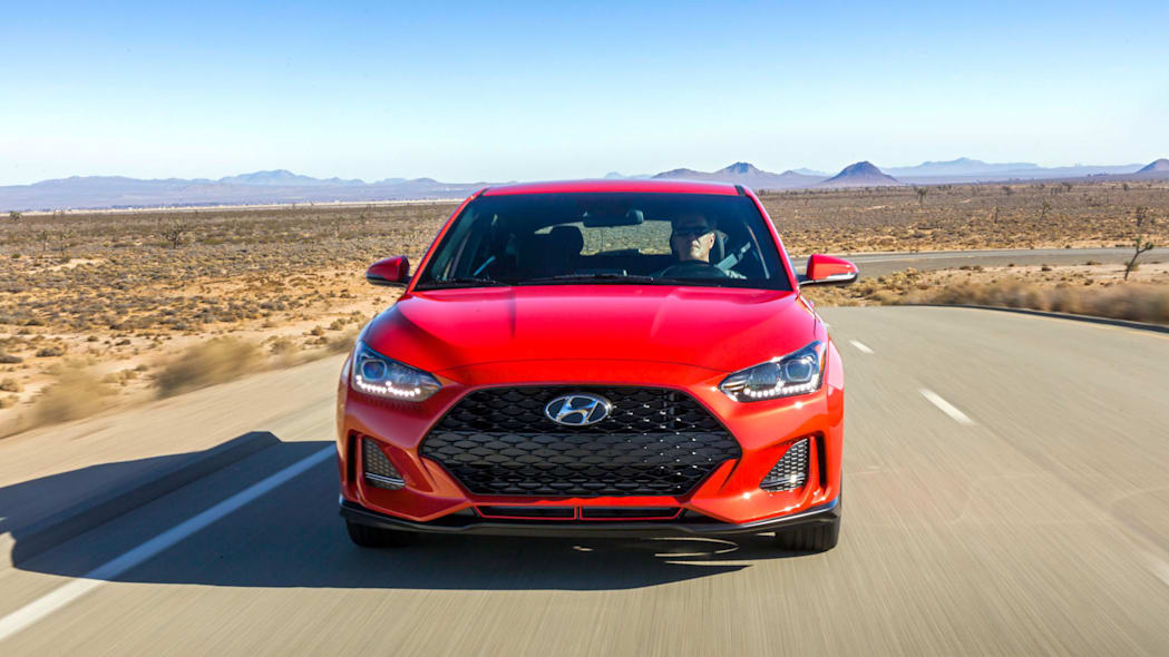 2019 Hyundai Veloster Turbo Road Test Review And Specs